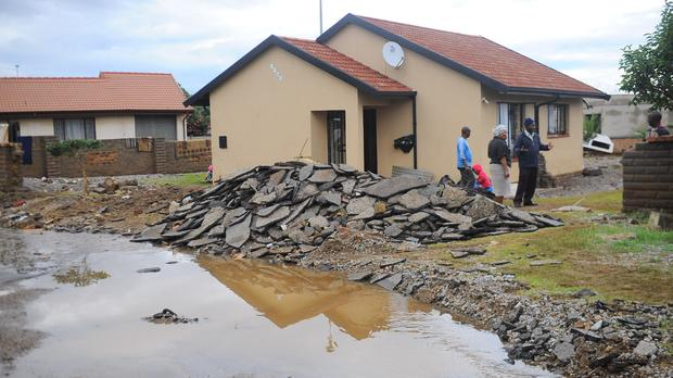 Failing ANC's empty promises leaves Sebokeng residents at flooding risk for over a decade