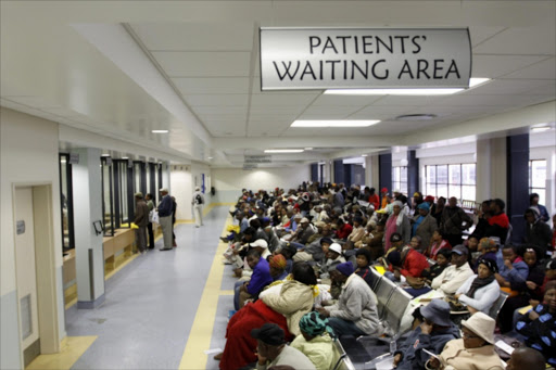 Severe overcrowding at Thelle Mogoerane Hospital psychiatric ward
