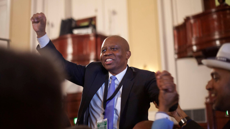 Joburg SOCA: DA-led Joburg coalition showing that change is possible