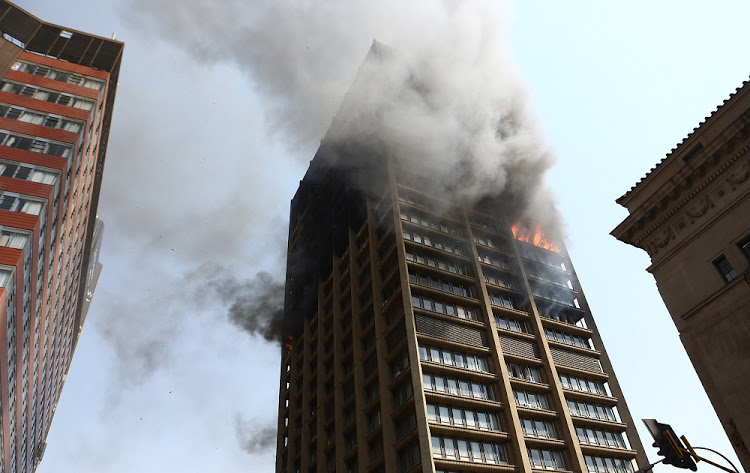 DA supports Protector probe into building fire
