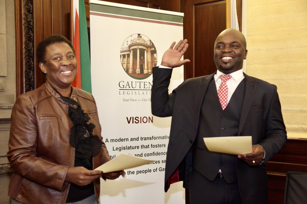 Solly Msimanga ready to govern and bring real change to Gauteng