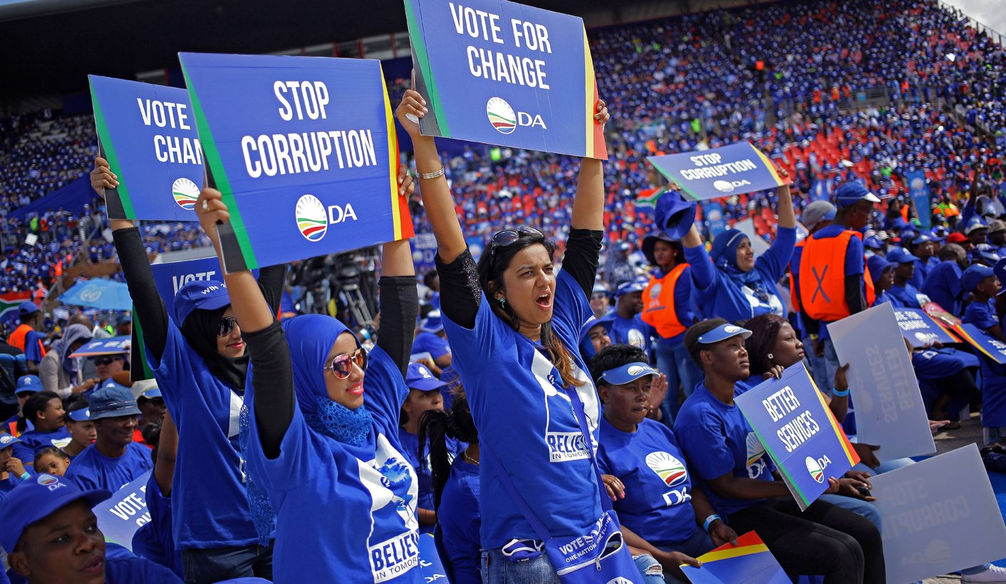 DA in Ekurhuleni replaces its Caucus leadership