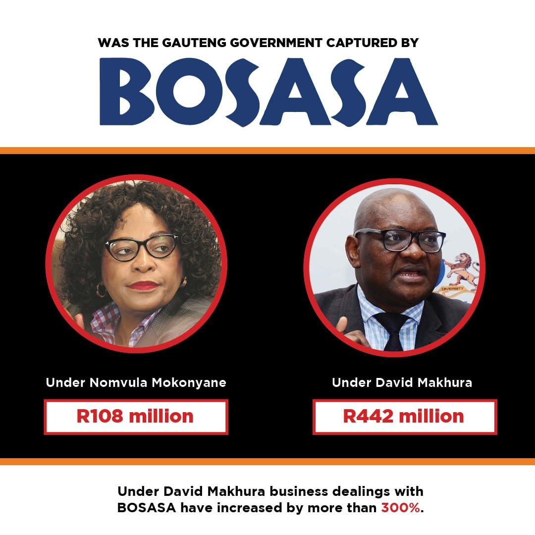 Makhura misleads public on GP government contracts with Bosasa-linked companies