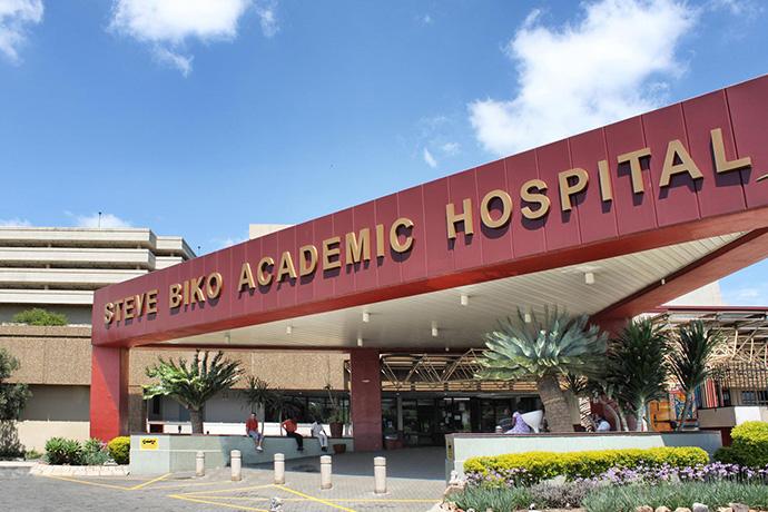 No water at Steve Biko Hospital