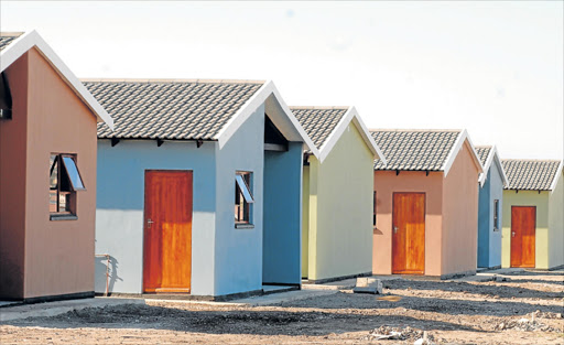 Over R34m down the drain due to condemned Garankuwa Housing Development