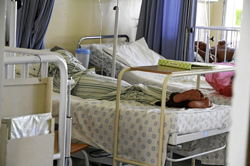 Five and a half years wait for hip and knee surgery at Bara hospital
