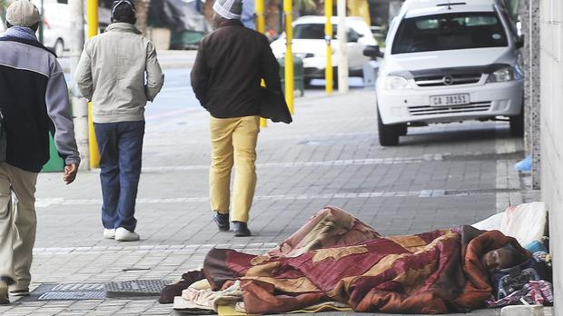 DA calls on local government to work with Gauteng DSD to ensure the safety of homeless during lockdown