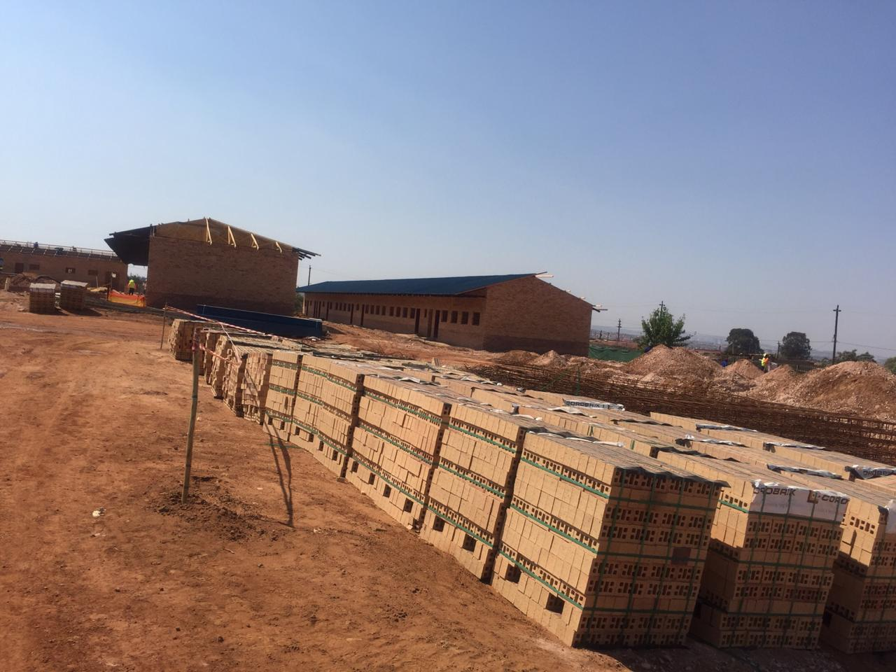 Braamfischer Primary School will not be completed this year due to unnecessary delays