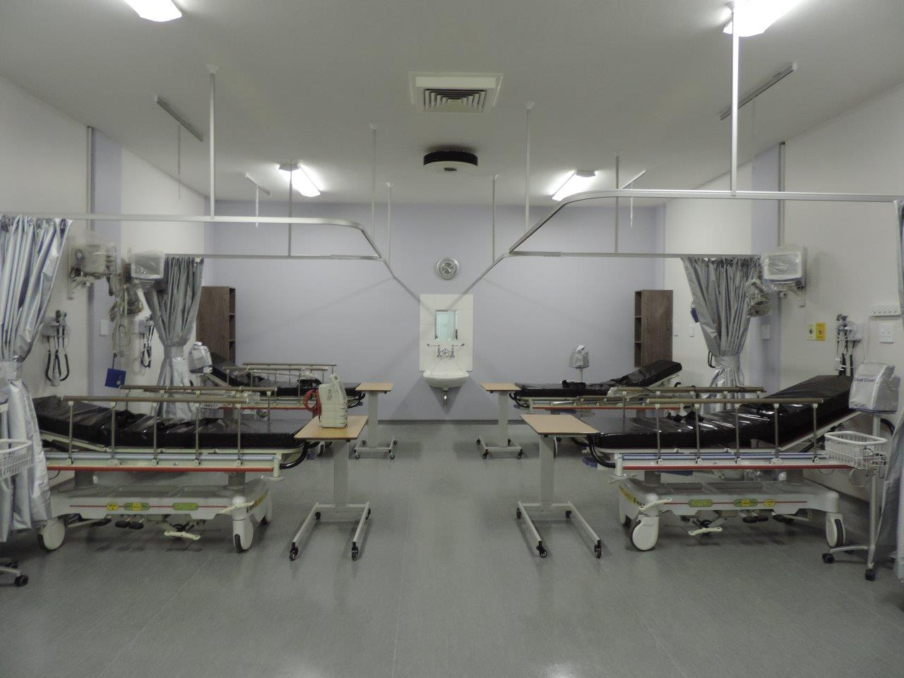 Gauteng hospital private wards owe R56 million