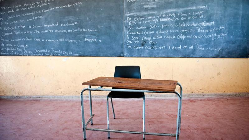 DA calls on MEC Lesufi to urgently fix the deteriorating and burnt down classrooms at Riverlea High School