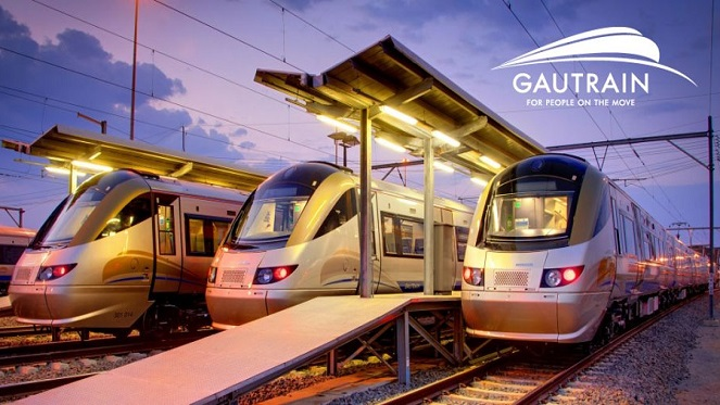 Gautrain passengers left high and dry by power failure