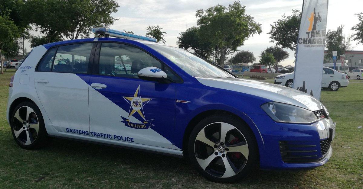 Declaring Gauteng Traffic Police an essential service will save Gauteng motorists' lives