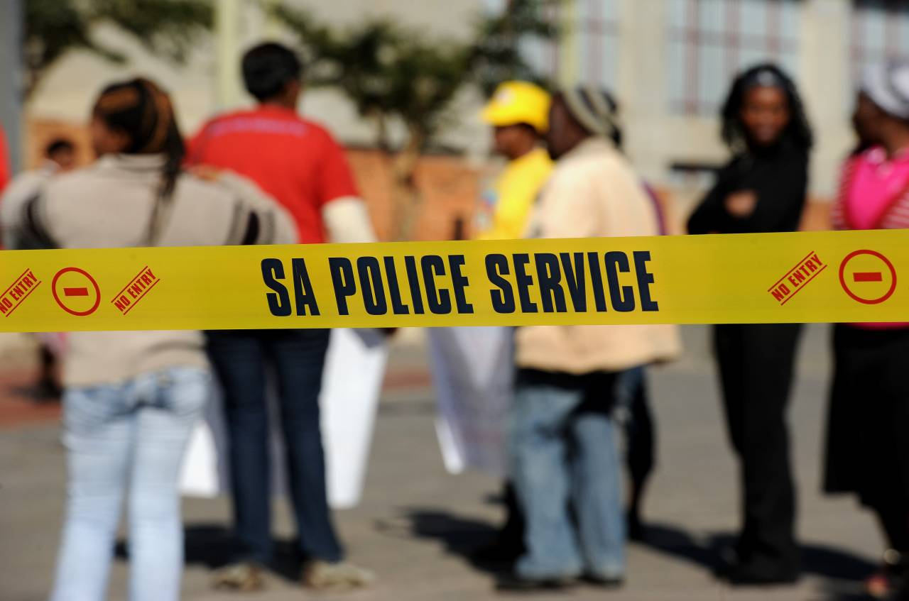 Gauteng is the second murder capital of South Africa