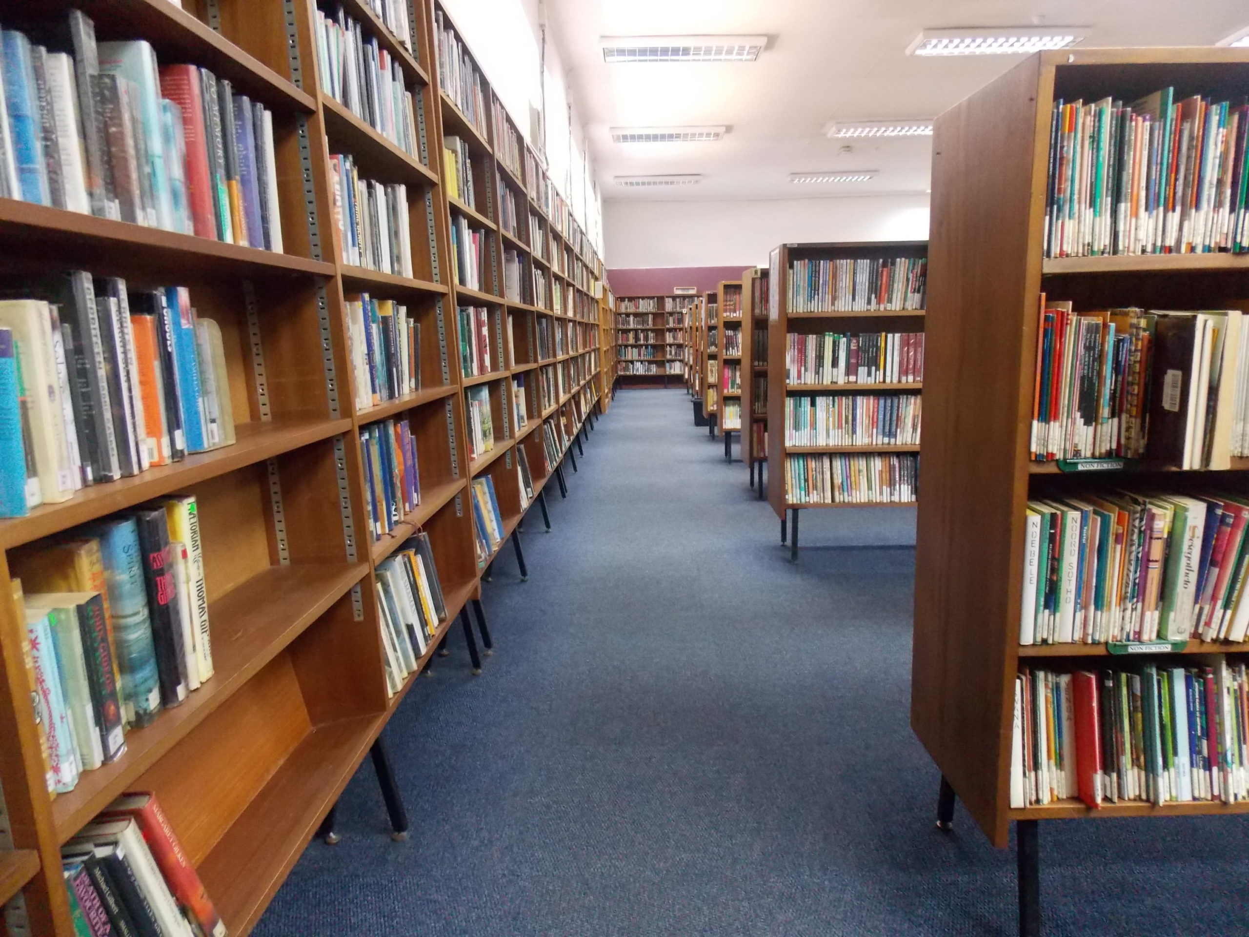 Gauteng Department of Sports, Arts, Culture and Recreation incapable of delivering libraries to the people of Gauteng