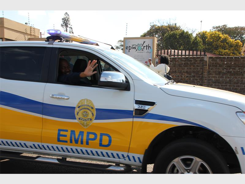 DA calls on MEC Mazibuko to investigate allegations that EMPD K-9 Unit dogs have reached retirement age