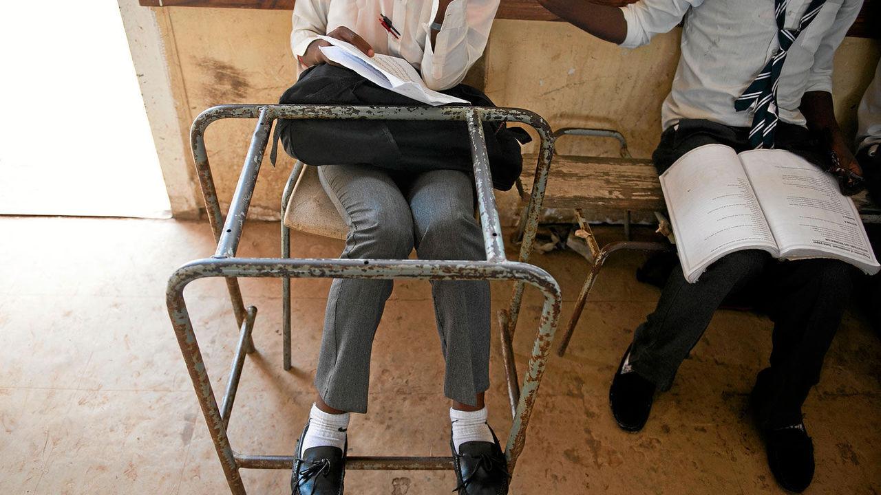 School vandalism will harm future of children, SAPS national intelligence must investigate