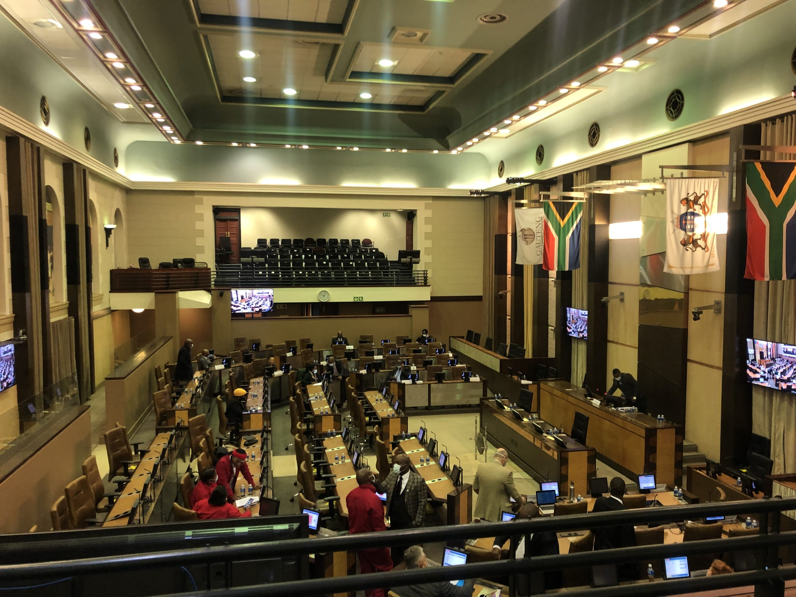 Gauteng 2021/22 budget is a missed opportunity but the priority is getting through this Covid Crisis