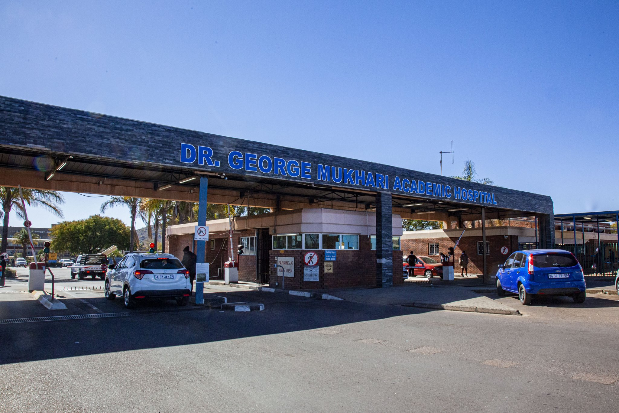 DA intervention gets George Mukhari hospital sub-contractor one step closer to payment