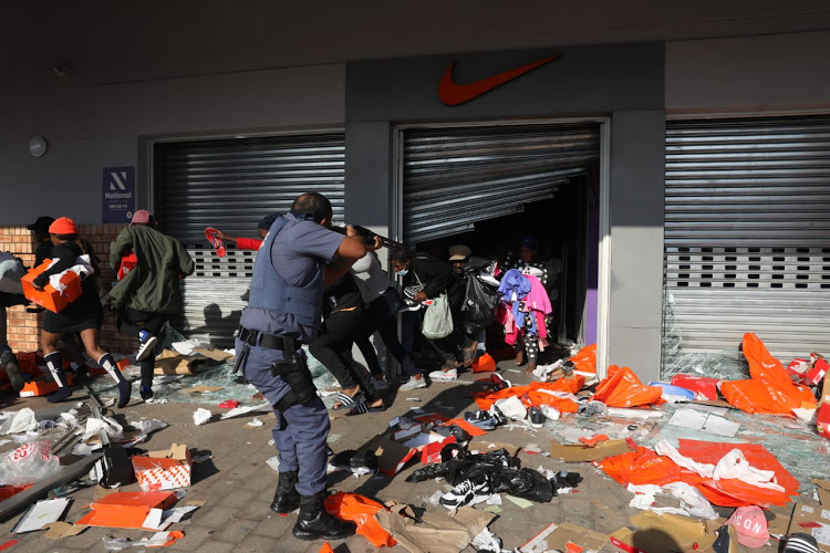 Looting and violence could have been stopped before it started- adopt DA's Community Safety Oversight Bill
