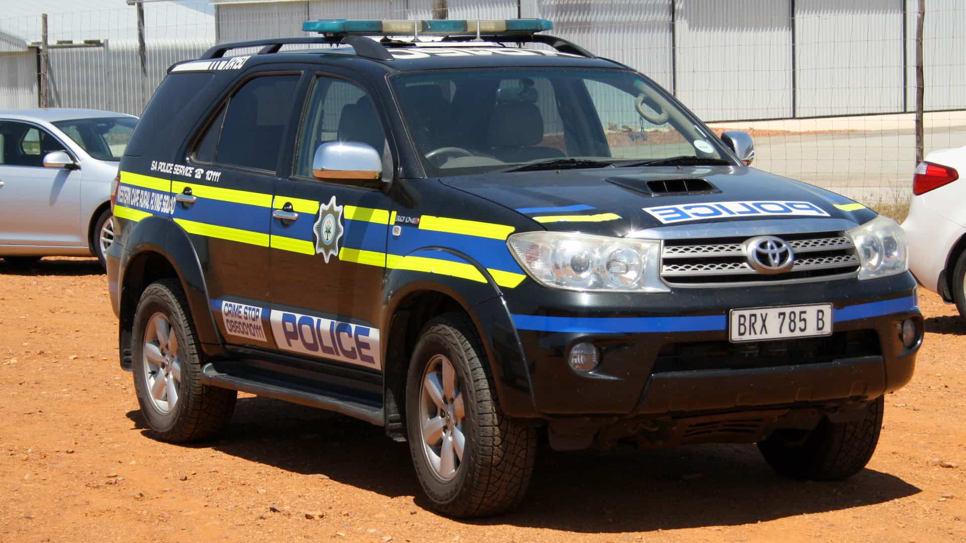 54 percent non-functional SAPS flying squad vehicles could have been used to save lives, businesses during looting unrest