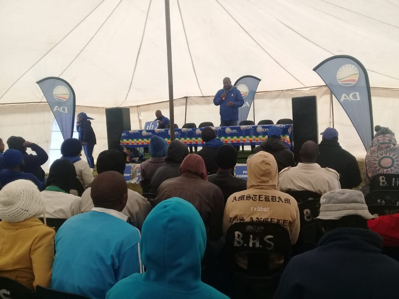 Only the DA can create jobs for the youth of the Eastern Cape