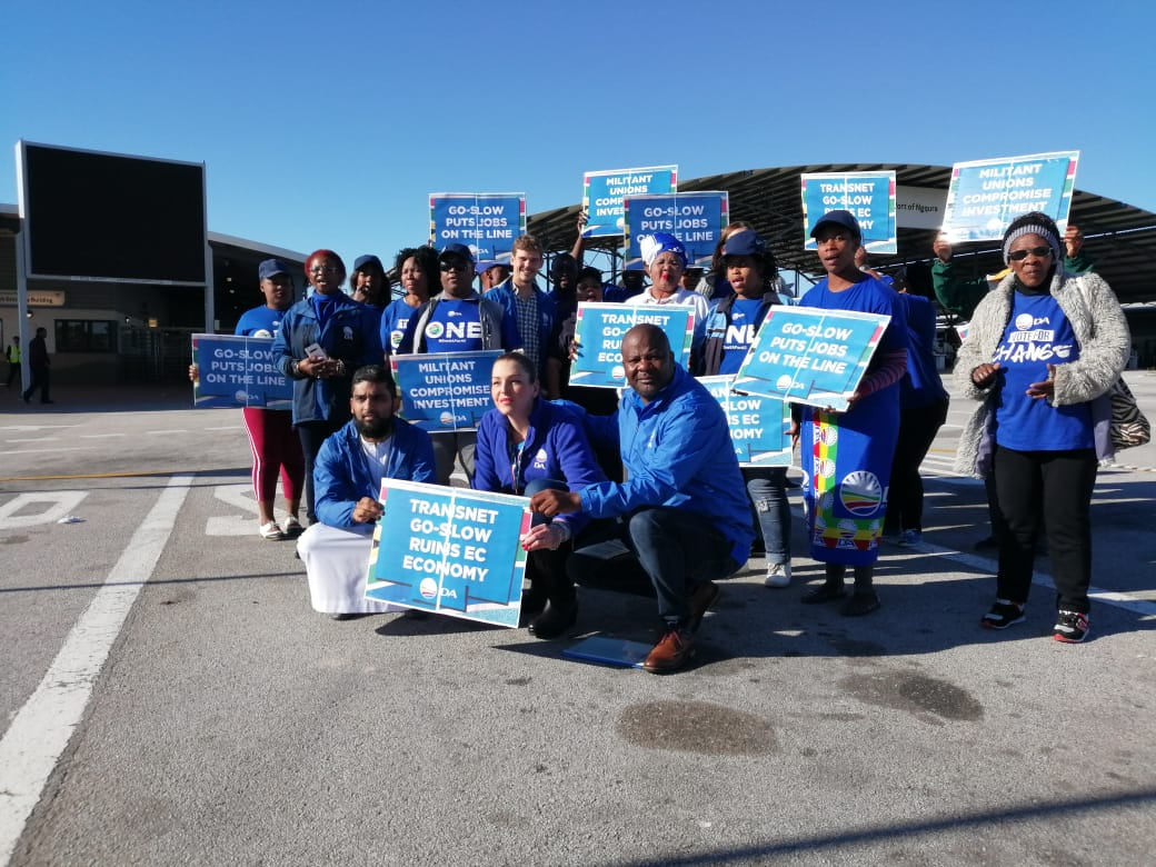Port of Ngqura willing to engage on issues affecting the EC economy