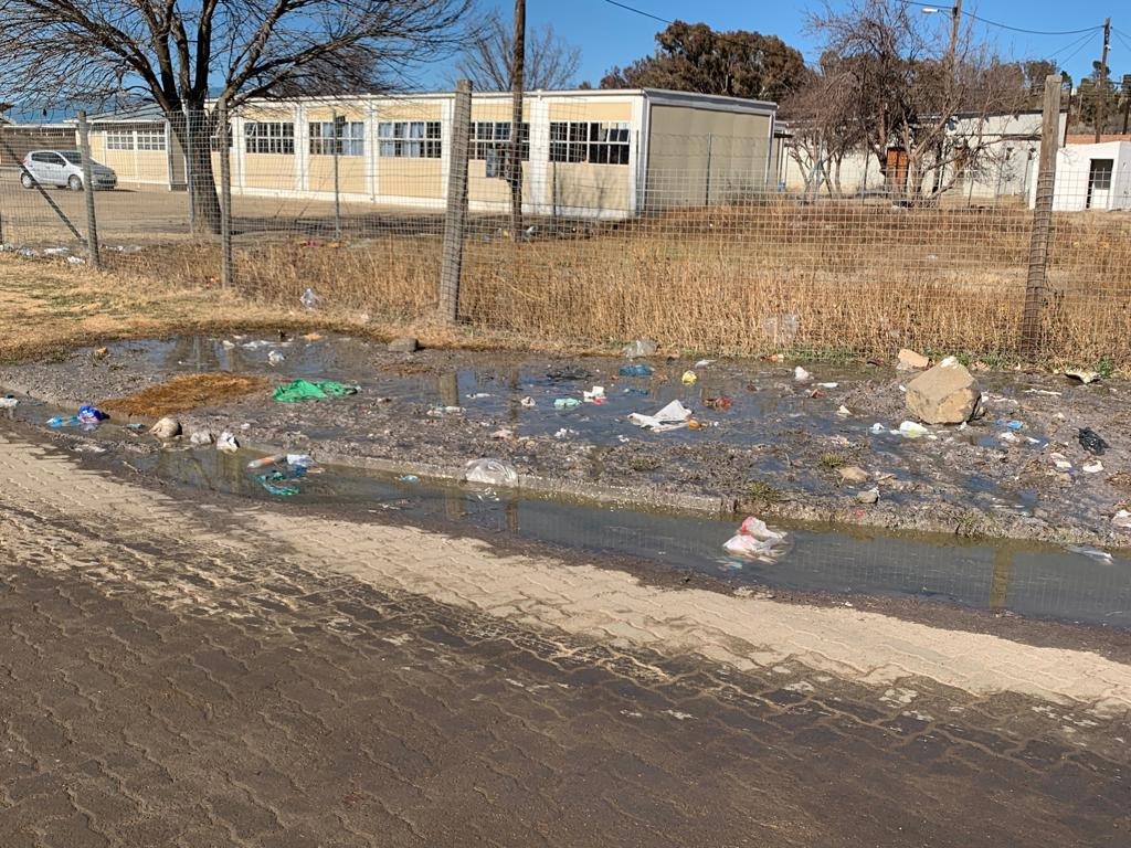 MEC Nqatha must urgently intervene in Molteno sewage crisis