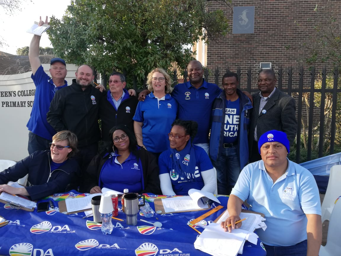 EC by-election victory confirms growing trust in the Democratic Alliance