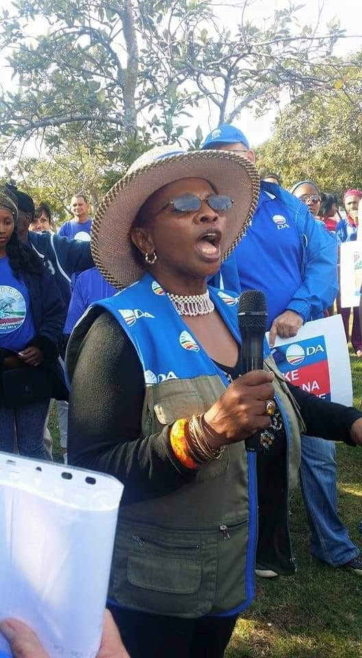 DA saddened by the passing of NMB Councillor