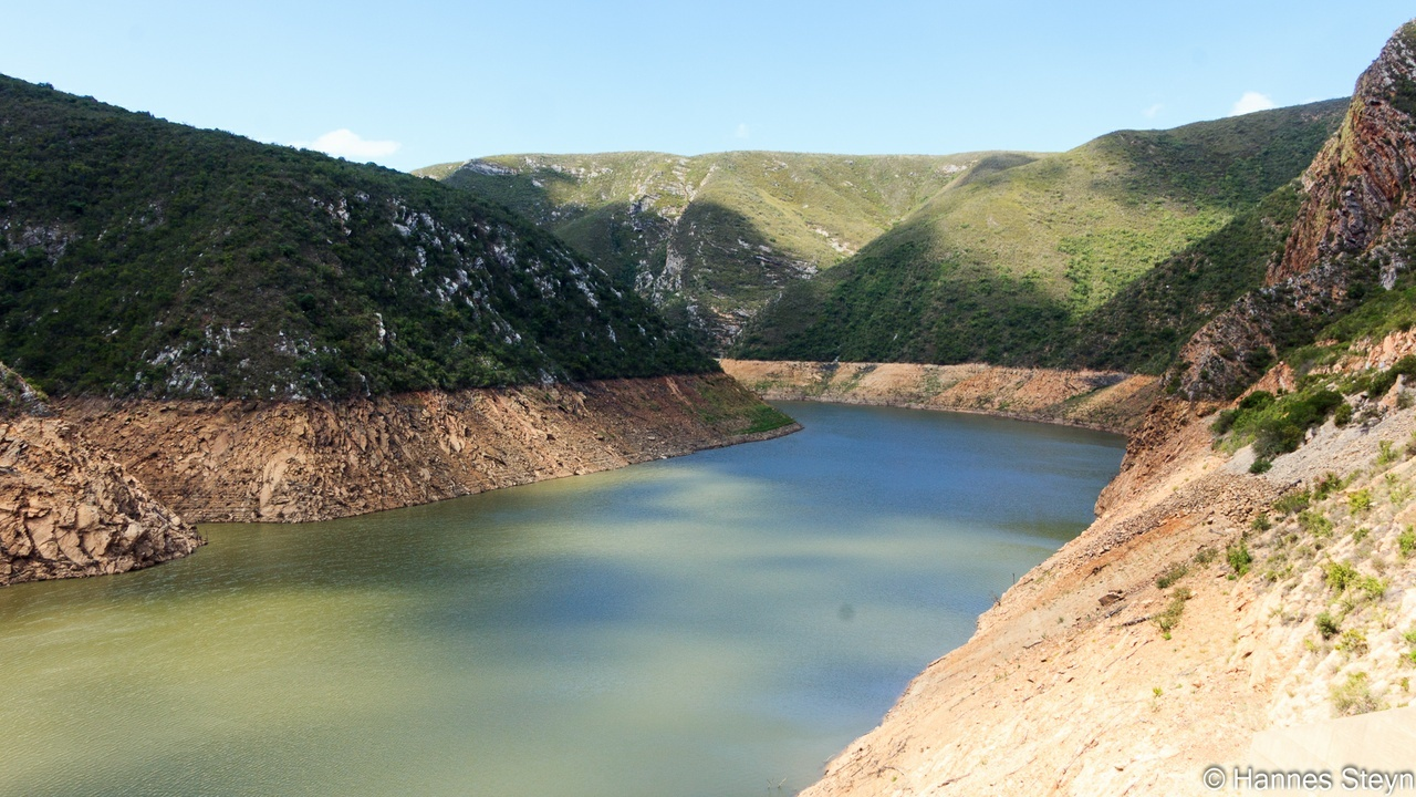 NMB must cease extracting water from Kouga Dam