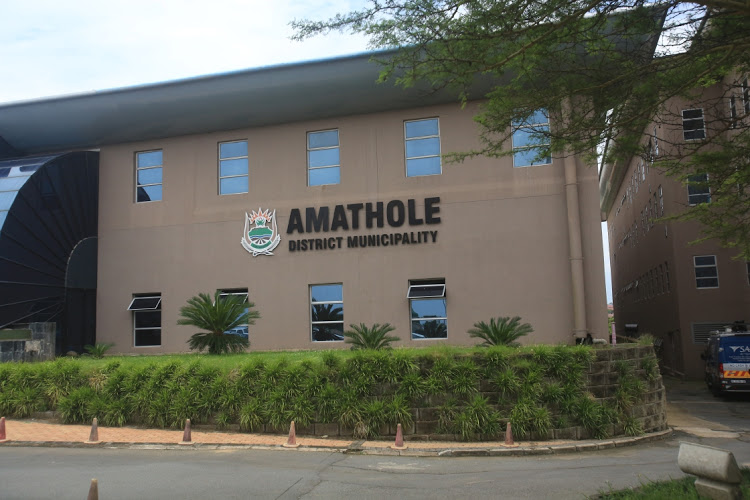 No progress made in 'captured' Amathole District Municipality