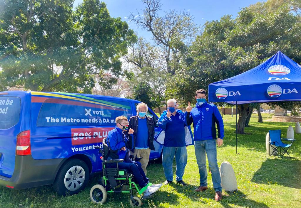 Registration Weekend success can ensure a DA majority in NMB