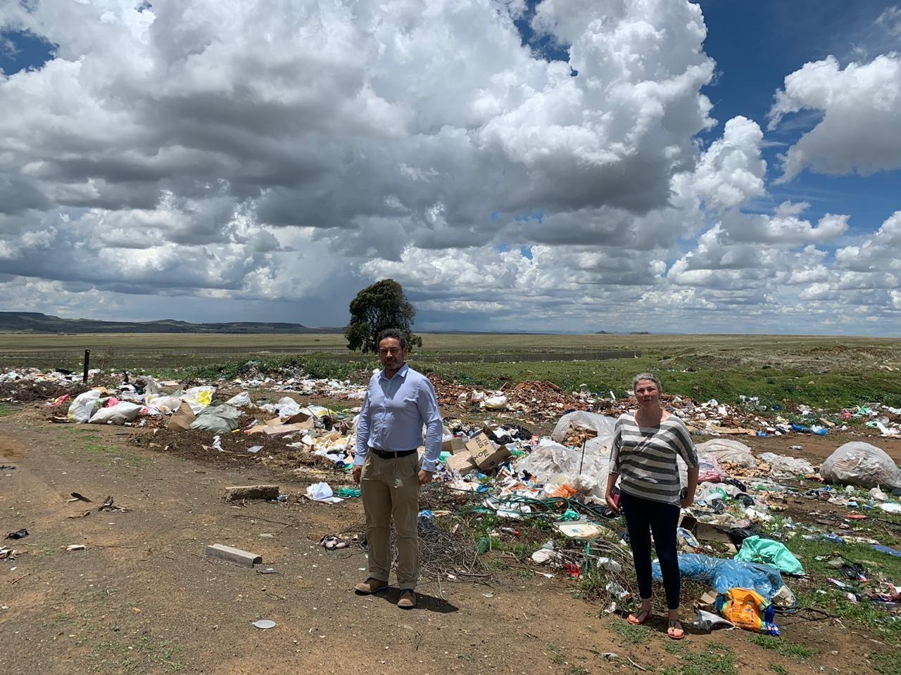 DA requests Free State Environmental MEC's intervention at Dewetsdorp