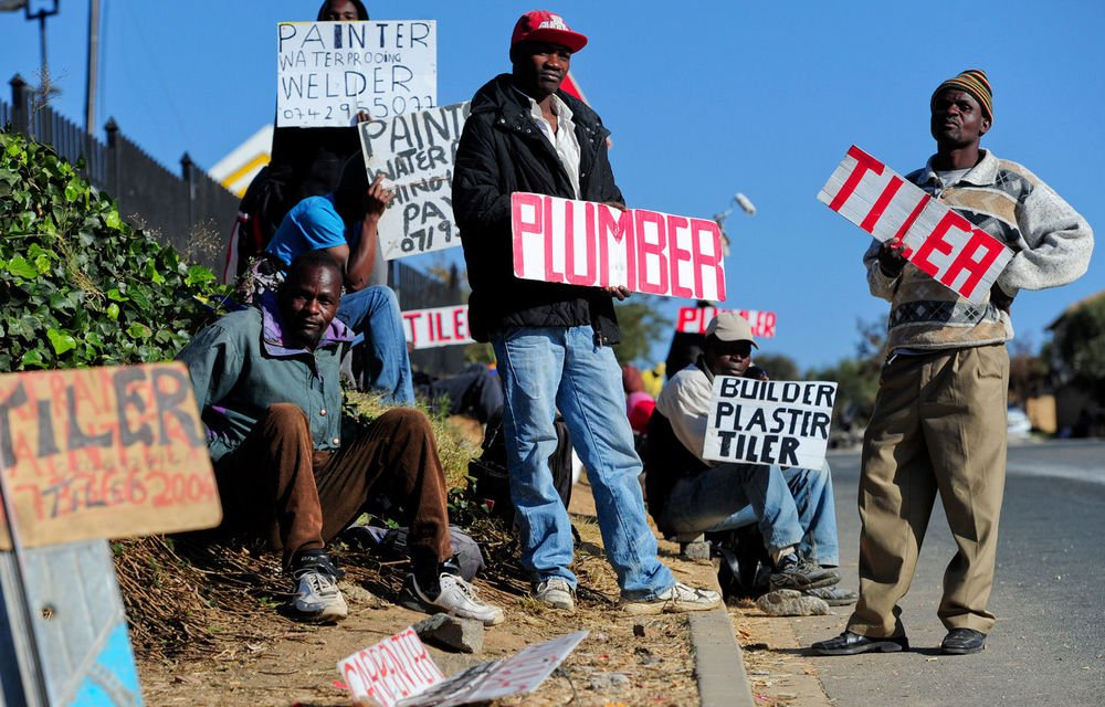 Free State boasts all the wrong records in recent labour force survey