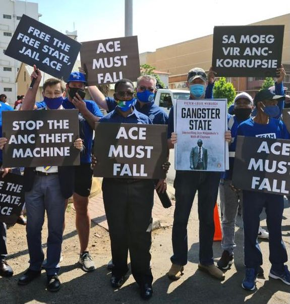 No place for looters in the Free State