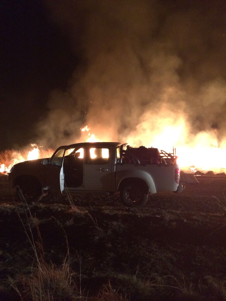 DA supports call for government veld fire disaster relief in Xariep
