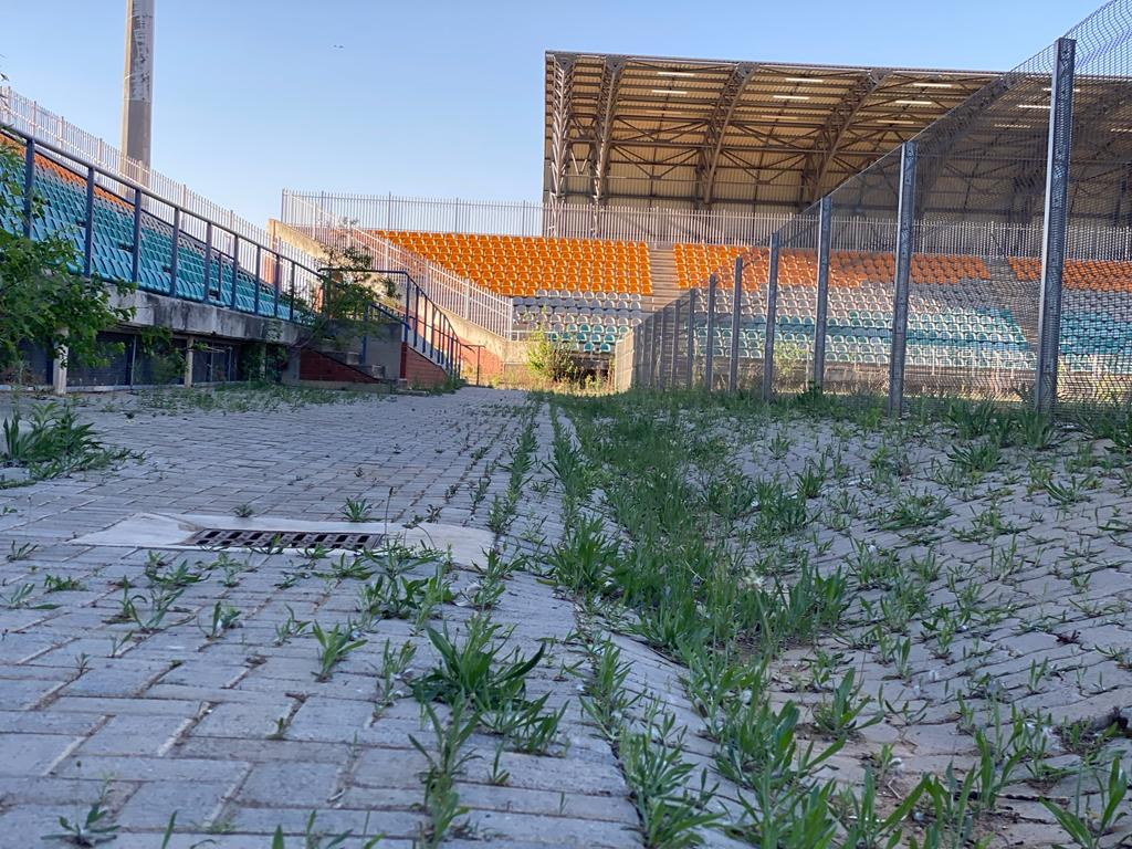 A statue but still no sports for Fezile Dabi Stadium in Tumahole