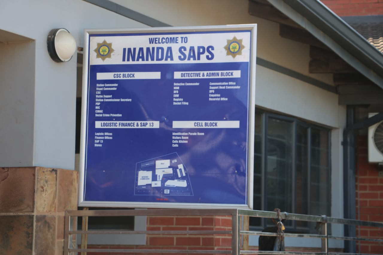 DA denied oversight entry at South Africa's worst sexual offence police station