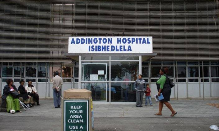 Durban's Addington Hospital is best placed to treat any cases of Coronavirus