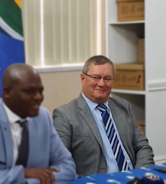 "DA calls on UMgungundlovu MM to ""stay in his lane"""