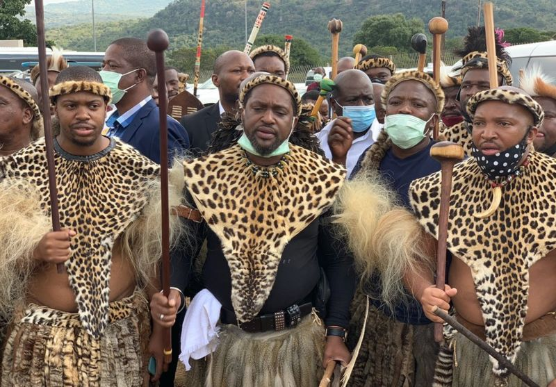 DA welcomes the new Zulu King