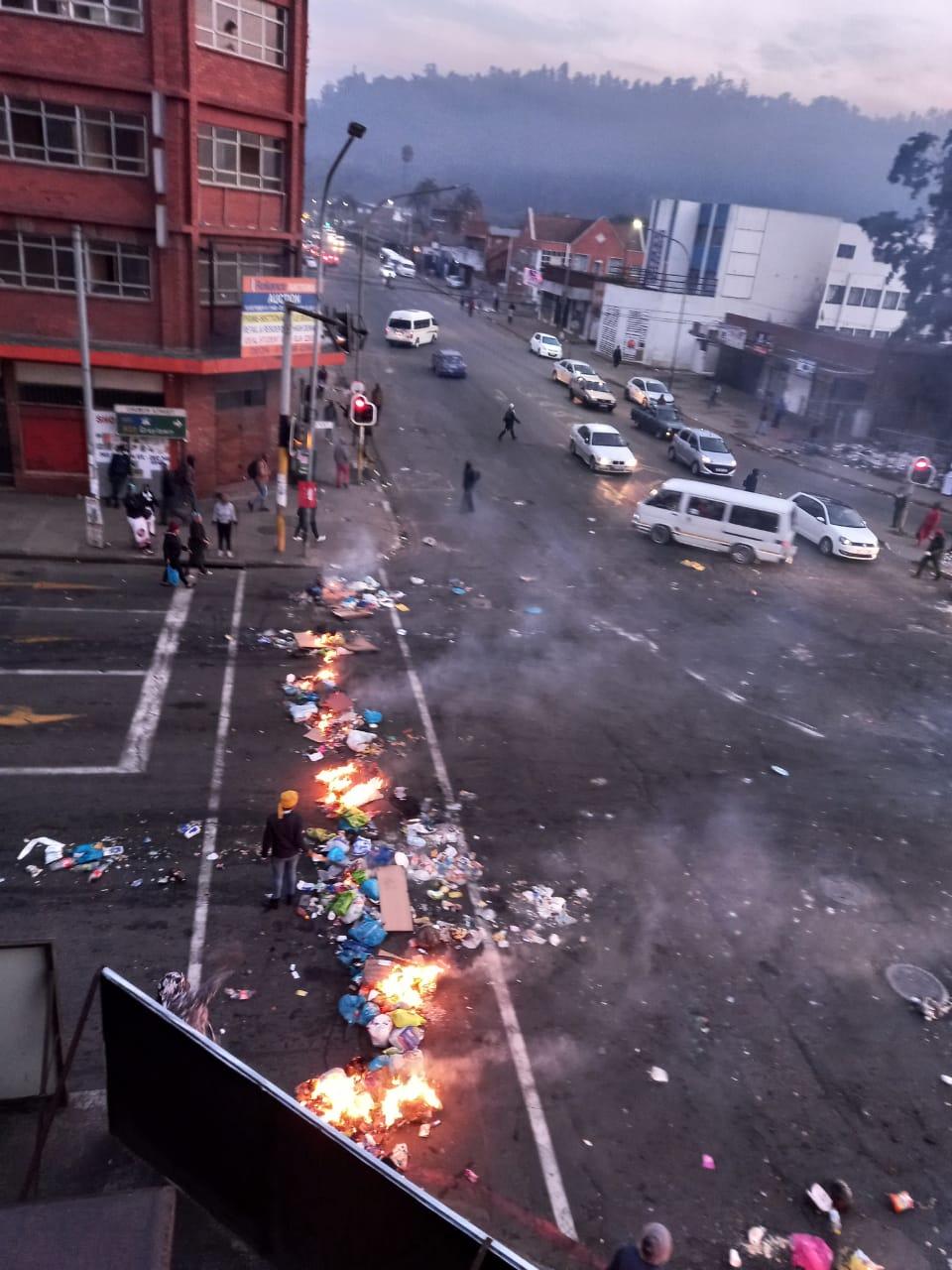 DA calls on CoGTA MEC to declare Msunduzi a local disaster area
