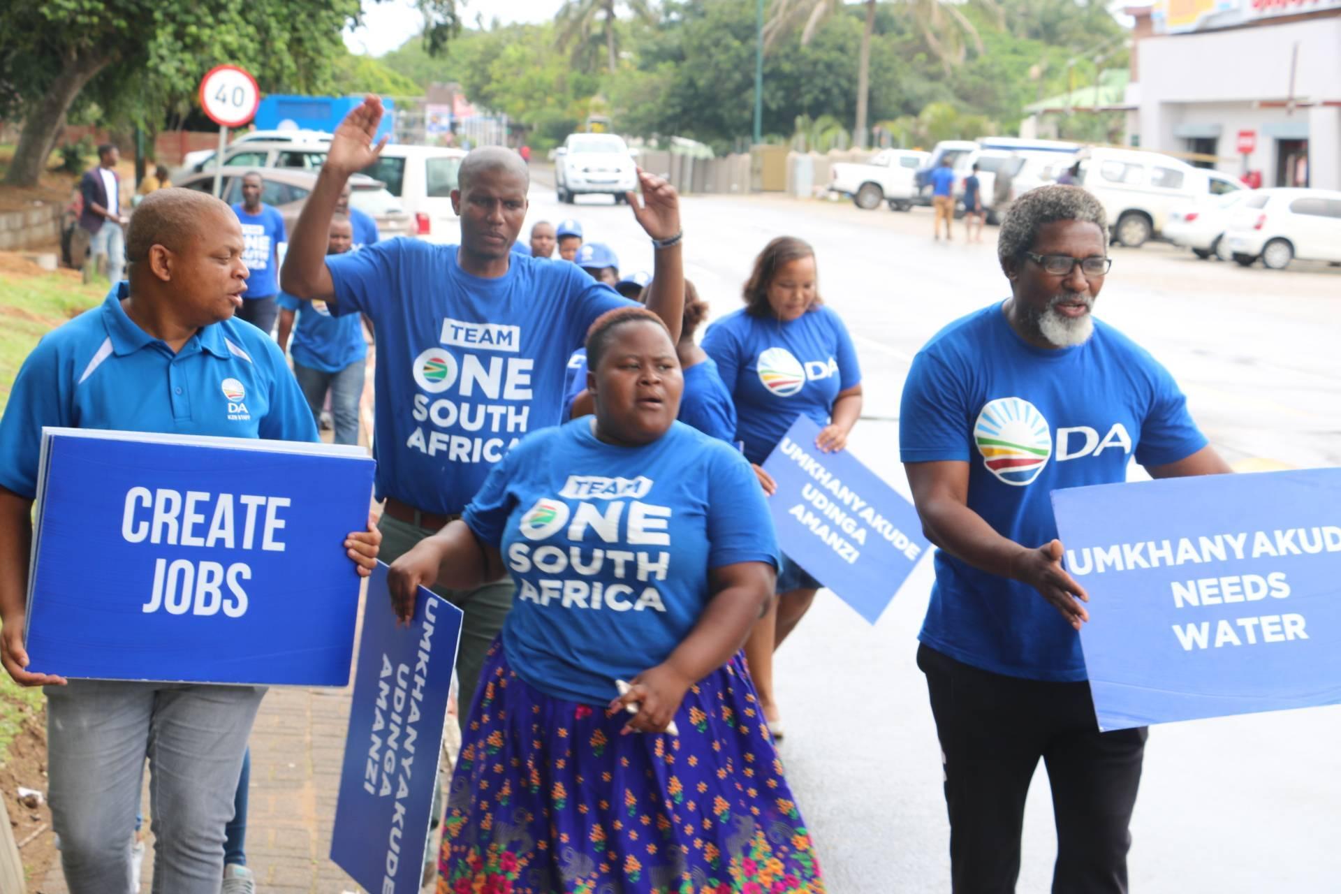 DA calls for uMkhanyakude District to be dissolved