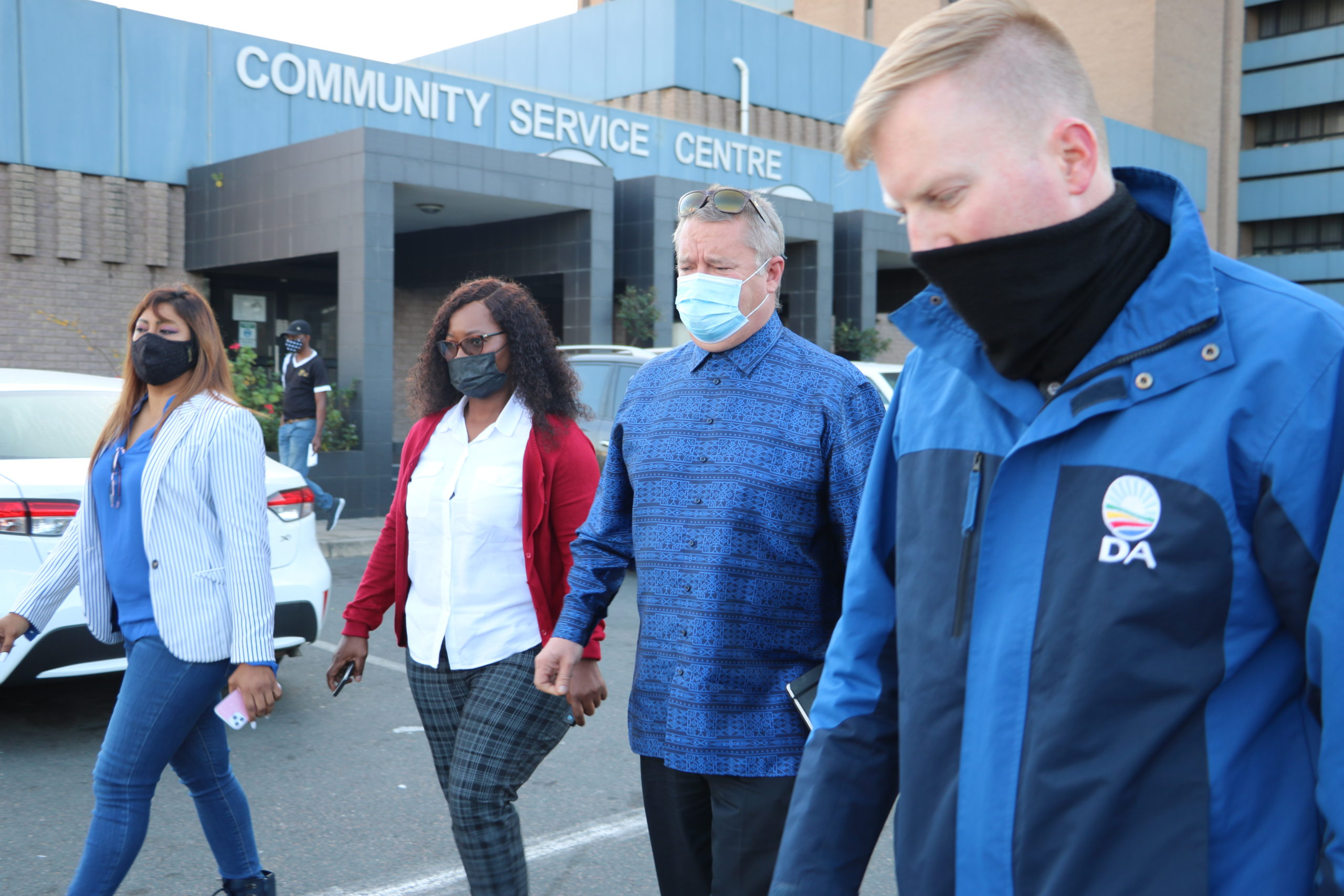 DA meets with SAPS over incitement charges against Jackie Shandu, provides further evidence